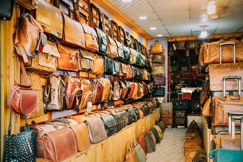 maroquinerie artisanale